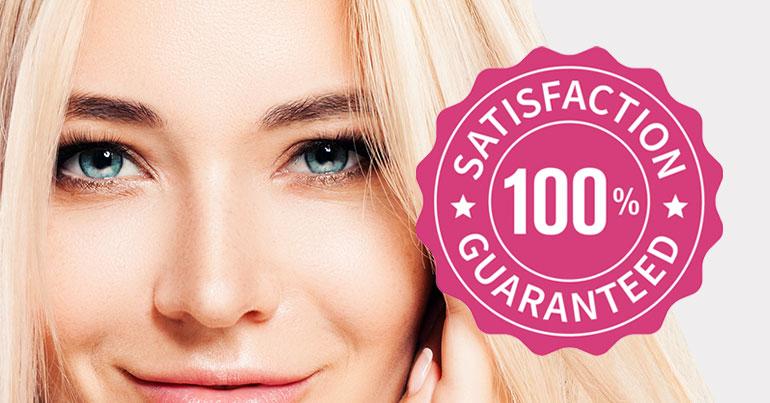 kent beauty salon guarantee