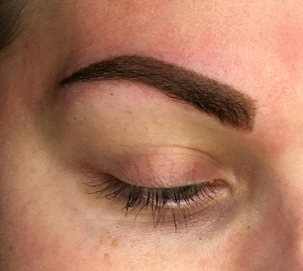 microblading brows kent salon